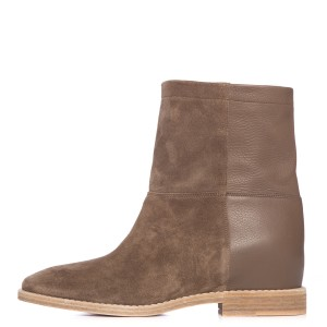 Vince Taupe Boots