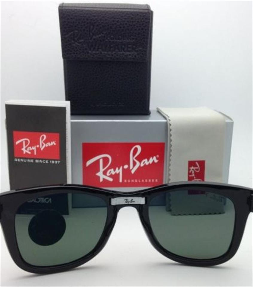 d5192de41efa4 Ray Ban Sunglasses Folding Wayfarer 4105 Black – Southern California ...
