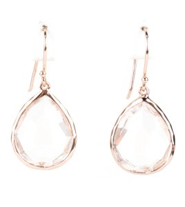 Ippolita Ippolita Rose And Clear Quartz