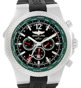 Breitling Breitling Bentley GMT Limited Edition Watch A4736254/B919 Unworn
