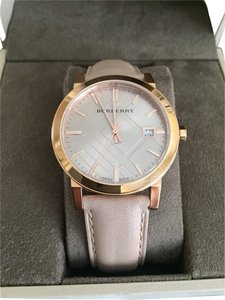 Burberry Burberry Authentic Leather Watch