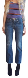 Levi's Flare Leg Jeans-Distressed