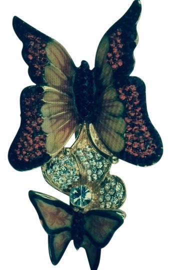 Pearl Izumi Double Butterfly Ring