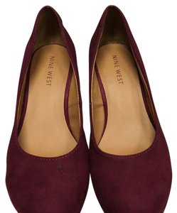 Nine West Merlot Wedges