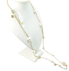 Tory Burch Tory Burch Pearl Necklace