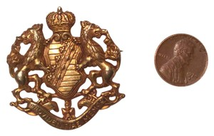 Paquette coat of armor Paquette pin