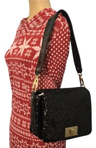 Kate Spade Sequin Sparkle Evening Harlow Shoulder Bag