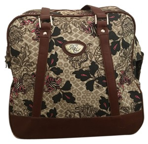 Rip Curl #ripcurl #beachbag #travelbag #waterproofbag #sportygirl Brown with pink accents Travel Bag