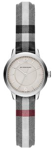 Burberry Women's The Classic Round Swiss Stone Watch BU10200