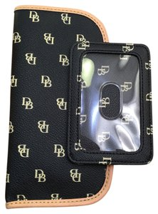Dooney & Bourke DB Glasses Pouch and ID Holder