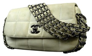 Chanel Quilted Triple Quadruple Double Shoulder Bag