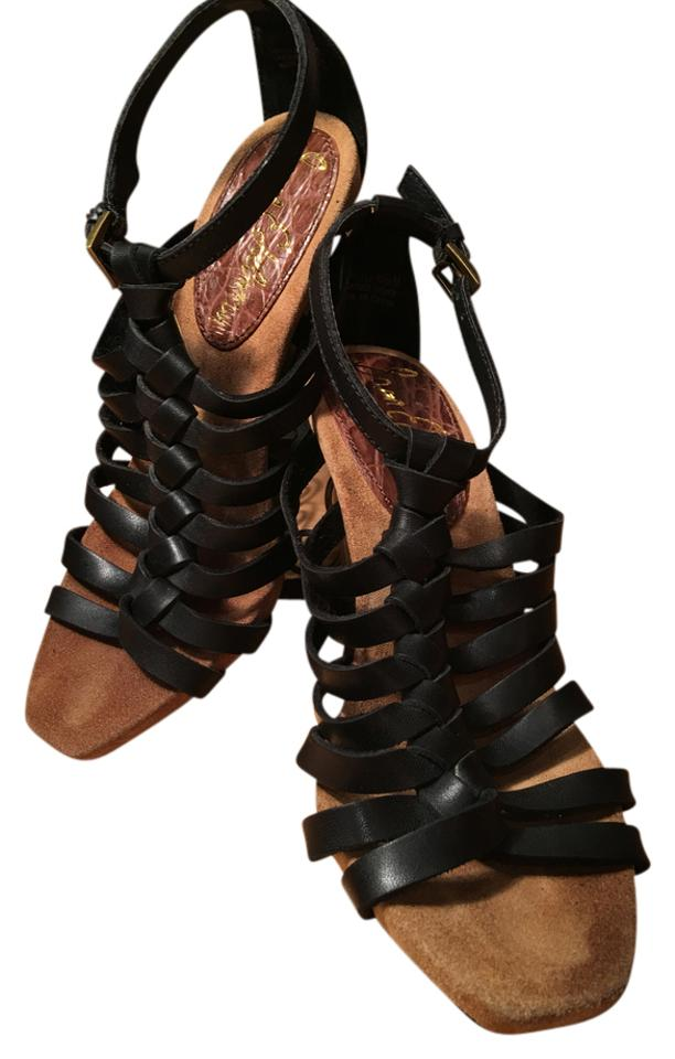e98b387ee Sam Edelman Braided Gladiator with Sculpted Wedge Nwot Sandals. Size  US 9  Regular (M ...