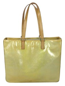 Louis Vuitton Neverfull Luco Vavin Tote in yellow