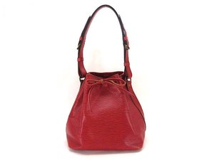 Louis Vuitton Drawstring Bucket Hobo Shoulder Bag
