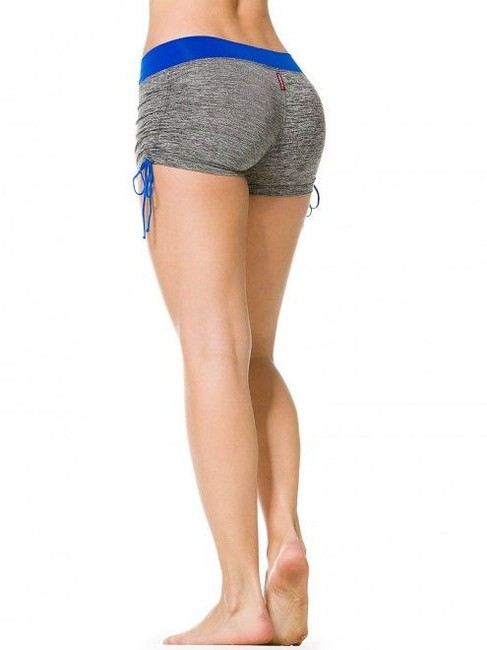 Hard Tail Ruched Jersey/Supplex Shorts Image 1
