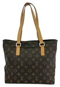 Louis Vuitton Lv Cabas Piano Canvas Tote in Monogram