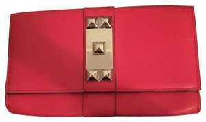 Vince Camuto Red Clutch