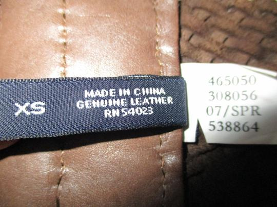 Banana Republic wide woven leather Image 2