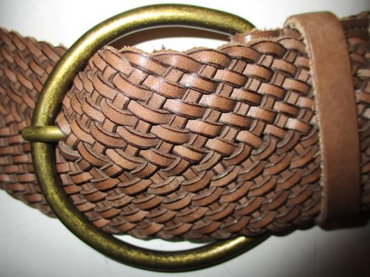 Banana Republic wide woven leather Image 8
