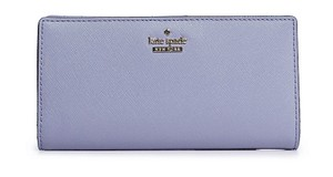 Kate Spade Oyster Blue Cameron Street Stacy Wallet