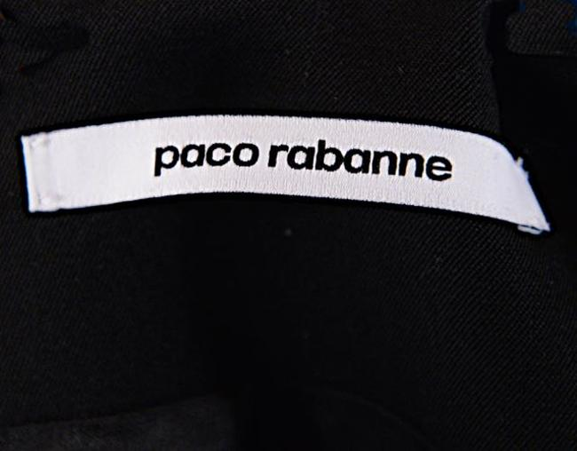 Other Paco Rabanne Wool/Sapphire Sweater Image 1