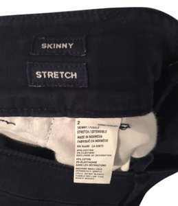 American Eagle Outfitters Skinny Pants Navy