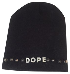 Nordstrom Awesome DOPE Bling Studs Knit Hat