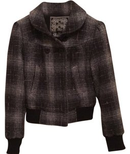 For Joseph Gray Jacket Coat