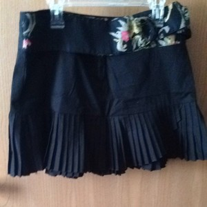 Single Skirt Black, Multi
