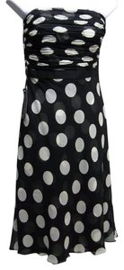 Ann Taylor short dress Polka Dot on Tradesy