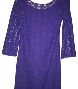 Lilly Pulitzer short dress purple on Tradesy