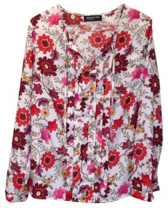 Jones New York Top floral