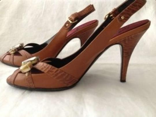 Giuseppe Zanotti Light Brown Sandals