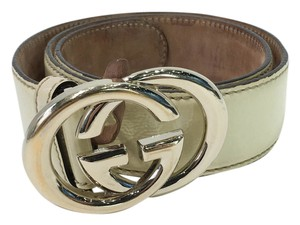 Gucci Gucci Signature Belt with G Buckle