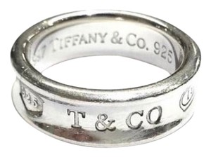 Tiffany & Co. GORGEOUS!! Tiffany & Co. 1837 Sterling Silver Ring Size 4.75. 100% Authentic Guaranteed!!! Comes With Complimentary Tiffany Blue Colored Polishing Cloth!!!!