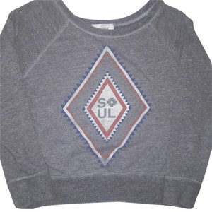 SoulCycle Small Cropped Xsmall Sweatshirt