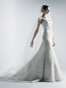 Oleg Cassini Cr 277 Wedding Dress