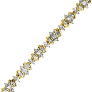 Finecraft FINECRAFT 4 1/2 ct Diamond Bracelet