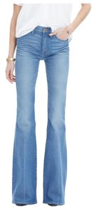 Madewell Flare Leg Jeans-Medium Wash
