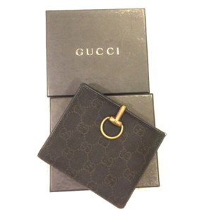 Gucci monogram wallet