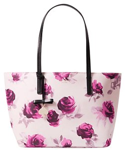Kate Spade Tote in Plum mulberry