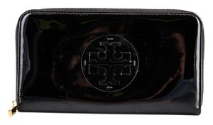 Tory Burch * Tory Burch Stacked Patent Zip Continental
