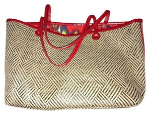 MZ Wallace Vintage Tote in multi-colored