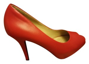 Rockport Red Pumps