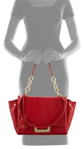 Diane von Furstenberg Neiman Marcus Barneys Satchel in Red