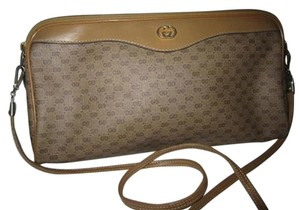 Gucci Removable Strap Early Style High-end Boheian Excellent Vintage Great Everyday Shoulder Bag