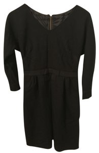 Marc by Marc Jacobs Empire Waist Wool A-line Dress
