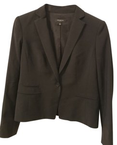 Ann Taylor Jacket Wool Black Blazer