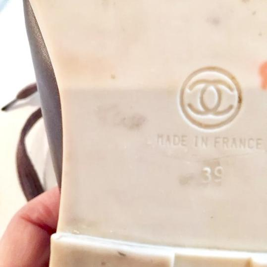 Chanel brown Athletic Image 4