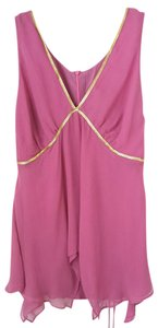 Alice & Trixie And Goddess Pink Silk Top (10) Pink